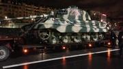 Rétromobile 2015 : un (char) Tigre dans la ville