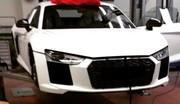 Serait-ce la nouvelle Audi R8 ?!