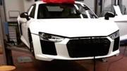 La nouvelle Audi R8 déjà nue ?