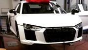 Est-ce là la nouvelle Audi R8 ?