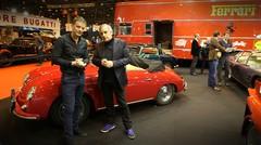 Emission Turbo : Rétromobile 2015, Kadjar, R8 LMX, marché premium occasion