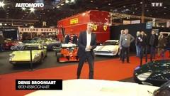 Emission Automoto : Rétromobile 2015, X4 vs Macan, Bugatti