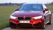 Essai BMW M4: Retour aux sources