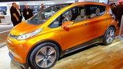 La Chevrolet Bolt serait en production en 2016