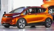 Chevrolet produira la Bolt (et sa cousine Opel) d'ici 2016