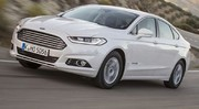 Ford Mondeo Hybrid 187 : certifiée sans gazole