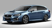 Subaru Levorg version européenne