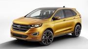 Ford Edge Sport : officiel avec 315 ch