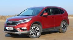 Essai Honda CR-V restylé : besoin d'affirmation