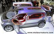 Ford H2 : un concept et un prototype