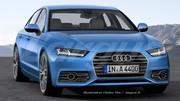 Audi A4 (2015) : elle est prête