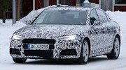 La nouvelle Audi A4 nous montre ses feux !