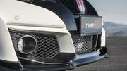 Nouveaux clichés pour la Honda Civic Type R