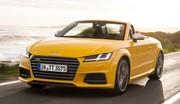 Essai Audi TT S Roadster 310, plein des sens ?