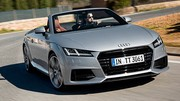 Essai Audi TT Roadster (2015) : Roadster authentique