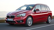 BMW Série 2 Gran Tourer : un monospace sept places à Munich
