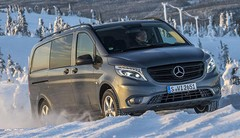 Mercedes Classe V : en version 4x4