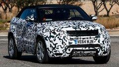 Range Rover Evoque Cabriolet : Passage à l'acte