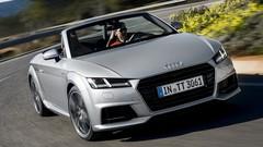 Essai Audi TT Roadster (2015) : le culte du plaisir