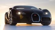 La dernière Bugatti Veyron sera à Palexpo