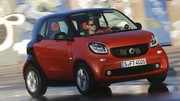 Essai Smart Fortwo 71 ch Proxy : Madame mieux