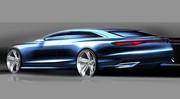 Audi Prologue Avant Concept : Shooting Brake