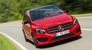 Essai Mercedes B250 4MATIC : Suprématie ?