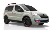 Citroën Berlingo Mountain Vibe : 1ère photo de la version restylée