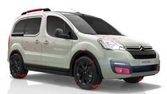 Citroën Berlingo Mountain Vibe : Relief plus marqué