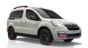 Citroën Berlingo Mountain Vibe : le ludospace prêt pour la montagne