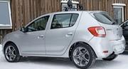 Dacia Sandero sport : Une Dacia Sandero sportive surprise en Suède