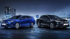 Toyota Avensis 2015 : premières images officielles avant Genève