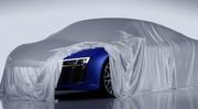Première image teaser pour la nouvelle Audi R8