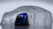 Audi R8 2015 : Du laser en avant-première
