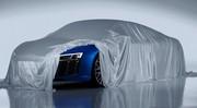 Nouvelle Audi R8 : les phares laser sont de la partie