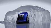 Audi : les feux laser de la nouvelle R8 !