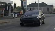 Le Tesla Model X entre dans ses dernières phases de développement