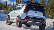 Kia Trail'ster : Kia Trail'ster : un Soul baroudeur hybride