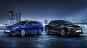 Toyota annonce ses Avensis restylées