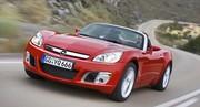 Opel GT 2007 : Chevaux de feu au vent