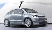 Rinspeed Budii Concept 2015 : la voiture autonome se perfectionnera à Genève