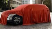 Sous la toile, le nouveau SUV Hyundai Tucson