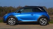 Essai Opel Adam Rocks : La citadine des champs !
