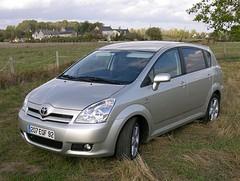 Essai Toyota Corolla Verso D-4D 177 Clean Power : Pour pères de famille pressés