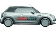 Voici la future Mini Cabrio