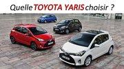 Quelle Toyota Yaris Choisir ?