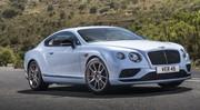 Bentley Continental GT 2015 : plus de gueule, et un W12 plus musclé