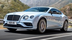 Bentley : mise à jour des Continental GT et Flying Spur