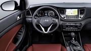 Hyundai Tucson (2015) : les premières photos avant le salon de Genève