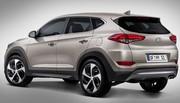 Hyundai Tucson 2015 : un SUV compact plus musclé pour Genève